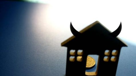 This image came from a site talking about how it has become relatively simple to secure a home loan in Australia. This has in turn made the dream of 'buying a home' as the devil, as it becomes the sole source of people's financial troubles. This isn't too dissimilar from a majority of the research I had done, with a lot of it showing how a getting mortgage can be one of the more stressful things one can do. Available at http://www.domain.com.au/news/the-six-culprits-blamed-for-the-housing-affordability-crisis-20160503-gokkt2/