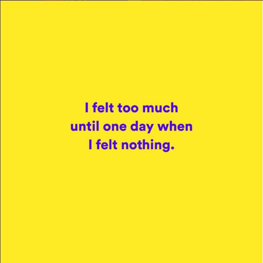Lets Talk About Mental Illness instagram images
