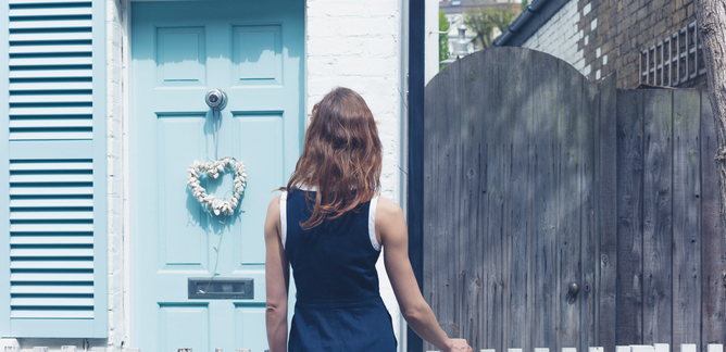Similarly, this image shows a 'Gen Y' individual staring longingly at a house they cannot afford. This article claims that Gen Y are, on average, $50,000 short of being able to afford their first home – and this image shows that perfectly. So close yet so far away. This is in line with a lot of the articles I've read, showing how unattainable a first property has become. Available at: https://theconversation.com/whats-the-key-to-home-ownership-for-gen-y-60637