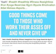 bio-e-world-on-twitter-yeah-health-healthtip-fitness-weightloss-run-yoga-exercise-gym-quote-motivation-diet-stress-sports-https-t-co-qrz7ozwvk0
